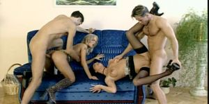 Private com - Anal and DP Orgy