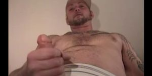 Mature Amateur Brian Jerking Off