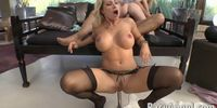 Vittoria Risi and Alice F Ass To Mouth Threesome with Omar Galanti
