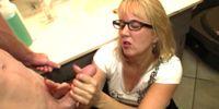Mature tugging in pov taboo action