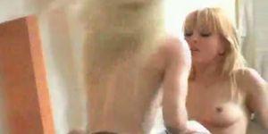 Cytherea anal scene clip