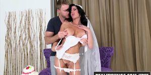 Sexy woman towel porn