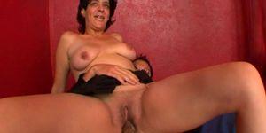 Karima fucked by huge cock