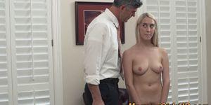 Kinky mormon fingered