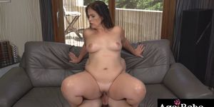 Nikki is still a winner by licking, fingering and banging Montses mature cunt