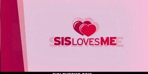 SisLovesMe - Hammering Selena Stones Teen Pussy