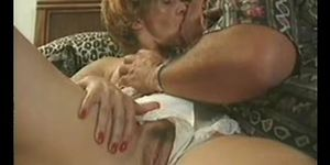 Granny Award 47 Hairy Mature with a Old Man: Free Porn 21 it