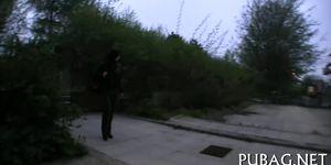 Sharp shooting experience