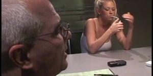Jenna Jameson blowjob