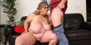 Busty BBW Mom Cami Cooper Fucks Her Next Door Neighbor Teen