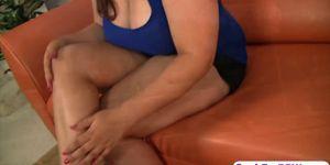 Hot teen Lexi summer bbw big boobies groping