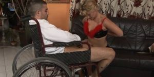 Handicap Sex 2 - scene 1