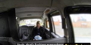 Tattooed whore fucks cab driver Porn Videos