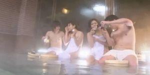 Japanse Bath House Sex