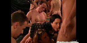 Little whore Betty and her slutty friends - German Goo Girls Porn Videos