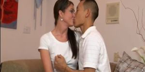 Cheating wife is given a second chance by her husband