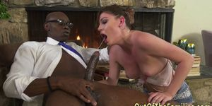 Amateur Jizzed by Stepdad