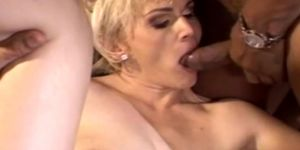 SCREW MY WIFE CLUB - Going To The Private Swinger Session That Make Her