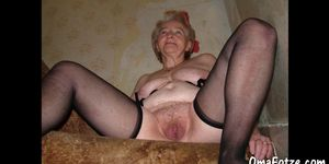 OMA PASS - OmaFotzE Cool Mature and Granny Compilation