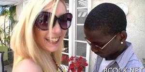 See interracial xxx scene - video 7