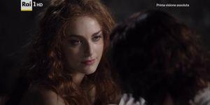 Miriam Leone Nude Valentina Belle Nude Medici Masters Of Florences 01e01 2016