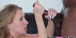 Harley Jade gets drilled by BBC