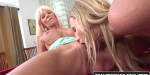 RealityKings - Milf Next Door - Brianna Ray Kasey Storm - Touch Of A Woman