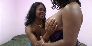 Lesbian Lactation - scene 1