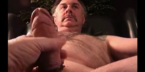 Mature Amateur Robert Jacking Off