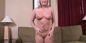 Kori ireland blonde milf anal