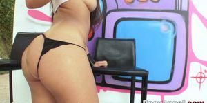 Ass To Mouth POV with Jynx Maze vs Mike Adriano Porn Videos