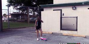 Smalltits teen jizz faced Porn Videos