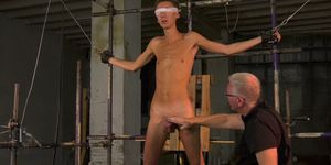 Behind the scenes with master Sebastian Kane and his sub