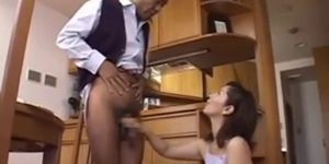 Wife gangbang asian