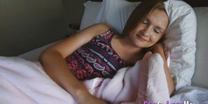 Small tits stepteen rides