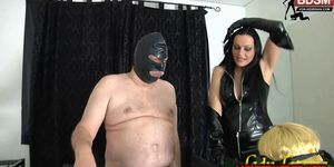 german bdsm session first time bisexual blowjob threesome