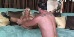 Only cum can tame the wild Holly Halston Porn Videos