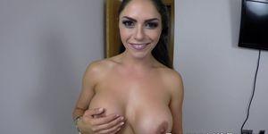Curvy MILF Marta La Croft loves dicking around