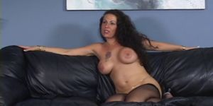 Idea)))) curly haired brunettes being fucked the