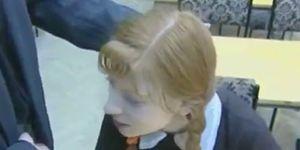 Russian college girl 2