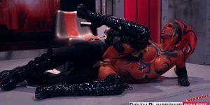 Star wars sex porn - Digitalplayground - star wars one sith - xxx parody kleio valentein