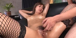 Mind blowing Aika dealing dick