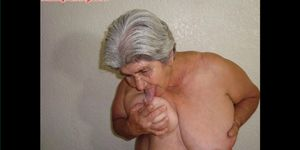 HelloGrannY Amateur Latin Old Women Compilation
