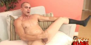 Don Michaels Solo Wanking Time
