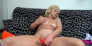 OldNannY Mature Mom Lesbian Compilation