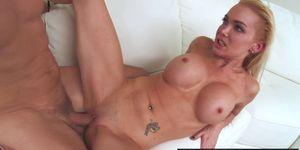 Brazzers - Pornstars Like it Big - Devon Mick Blue - The Cable Slut