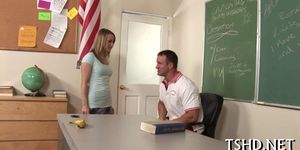 Teacher shafts student Porn Videos