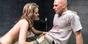 Pornstars Like it Big - District 69 scene starring Courtney Cummz and Johnny Sins