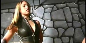 Ruthless vixens 112 - a brutal caning