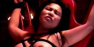 Kana Japanese bondage sex